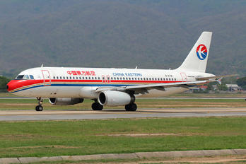 B-6716 - China Eastern Airlines Airbus A320
