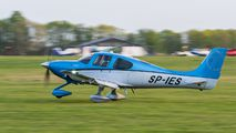 SP-IES - Private Cirrus SR22 aircraft