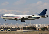 5-8107 - Iran - Islamic Republic Air Force Boeing 747-100 aircraft