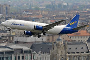 HA-FAU - Farnair Europe Boeing 737-400F aircraft
