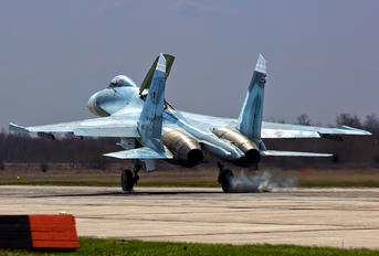 11 - Russia - Air Force Sukhoi Su-27