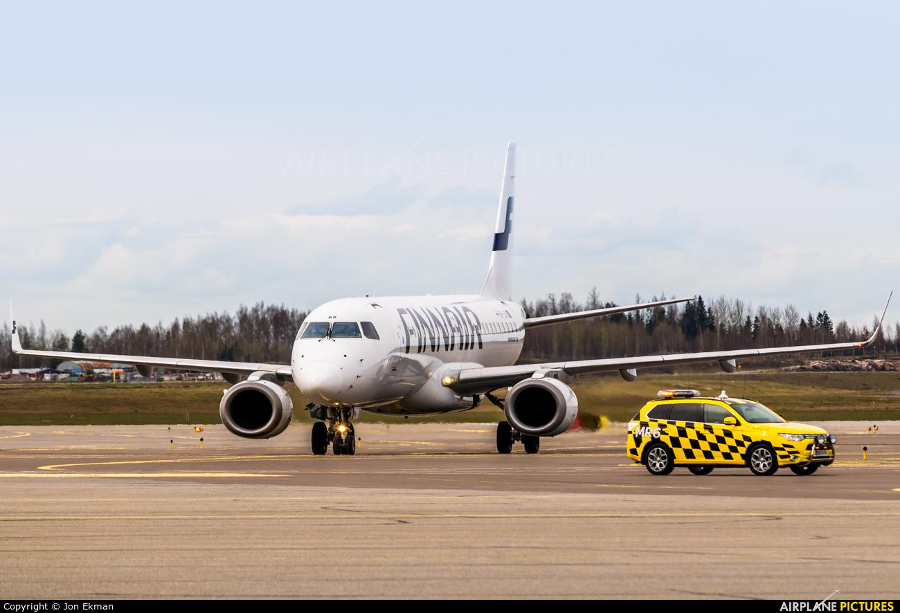 Finnair OH-LKK aircraft at Helsinki - Vantaa