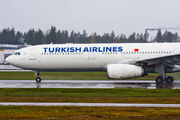 TC-JNH - Turkish Airlines Airbus A330-300 aircraft