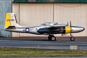 N7079G - Private Douglas A-26 Invader