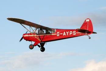 G-AYPS - Private Piper L-18 Super Cub