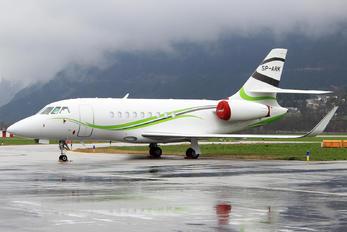 SP-ARK - Private Dassault Falcon 2000S