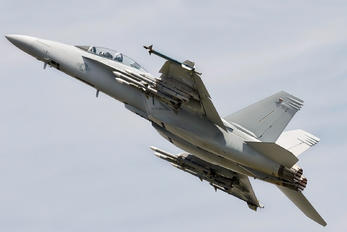 168890 - USA - Navy McDonnell Douglas F/A-18F Super Hornet