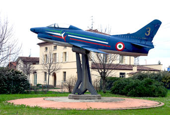 MM6375 - Italy - Air Force Fiat G91