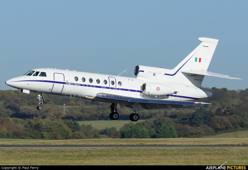 Italy - Air Force MM62029 aircraft at London - Luton