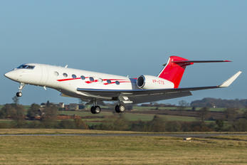 VP-CTS - Private Gulfstream Aerospace G650, G650ER