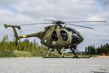 HH-11 - Finland - Air Force MD Helicopters MD-500
