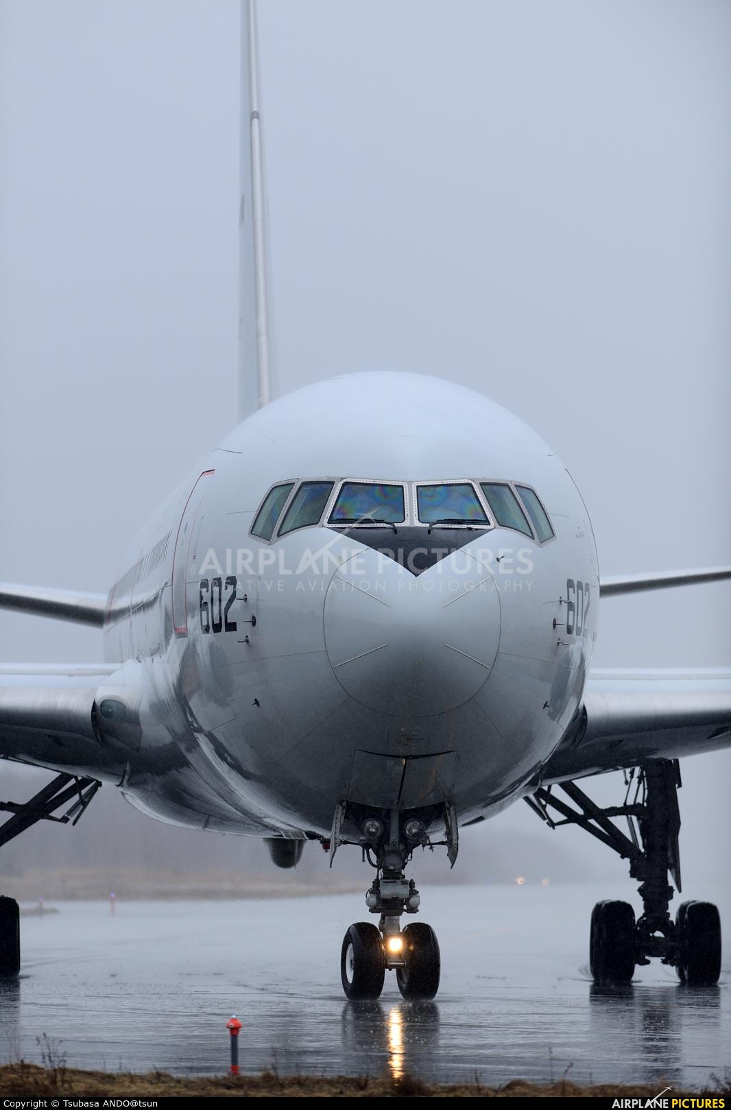 Japan - Air Self Defence Force 87-3602 aircraft at Chitose AB