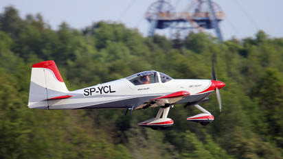 SP-YCL - Private Vans RV-9A