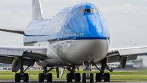 PH-BFI - KLM Boeing 747-400 aircraft