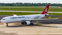 TC-JIR - Turkish Airlines Airbus A330-200 aircraft