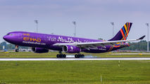 A6-AFA - Etihad Airways Airbus A330-300 aircraft