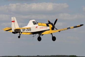 SP-ZWS - EADS - Agroaviation Services PZL M-18 Dromader