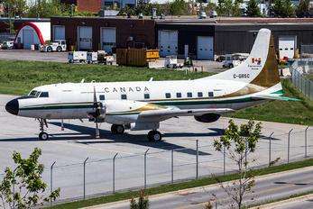 C-GRSC - Environment Canada Convair CV-580