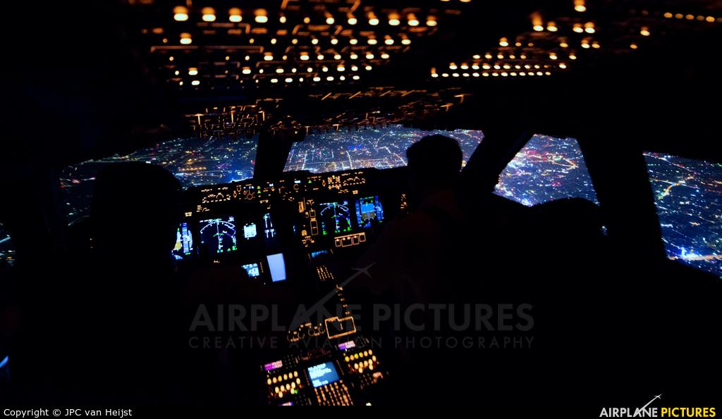 Cargolux LX-VCJ aircraft at In Flight - China