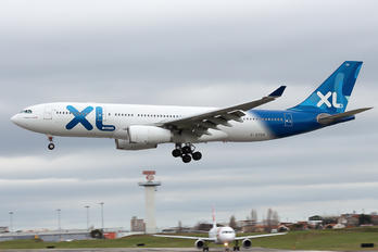 C-GTSR - XL Airways France Airbus A330-200