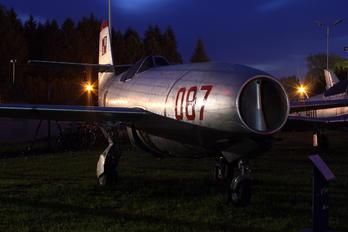 087 - Poland - Air Force Yakovlev Yak-23