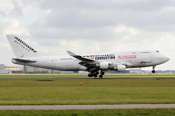 PH-MPS - Kenya Airways Cargo Boeing 747-400BCF, SF, BDSF