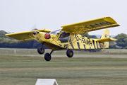 G-FAMH - Private Zenith - Zenair CH 701 STOL aircraft