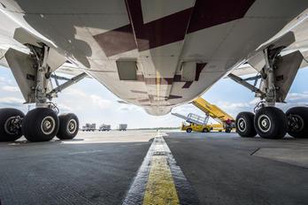 A7-BCK - Qatar Airways Boeing 787-8 Dreamliner