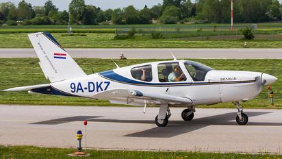 9A-DKZ - Private Socata TB20 Trinidad