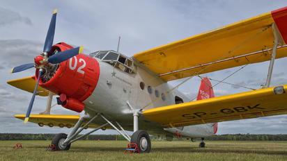 SP-GBK - Private Antonov An-2