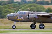 N320SQ - Duke of Brabant Air Force North American B-25N Mitchell aircraft