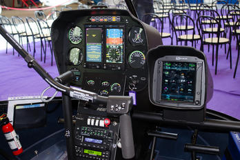I-RSIX - Private Robinson R66