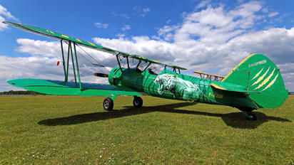F-AZGR - Private Boeing Stearman, Kaydet (all models)