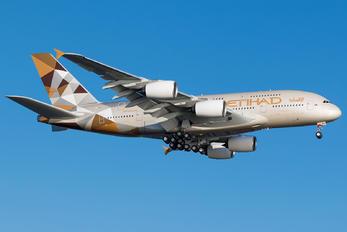 F-WWAY - Etihad Airways Airbus A380