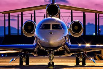 N9997X - Jarden Corp Dassault Falcon 7X