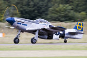 G-SIJJ - Private North American P-51D Mustang aircraft