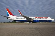 EI-RUR - Transaero Airlines Boeing 737-800 aircraft