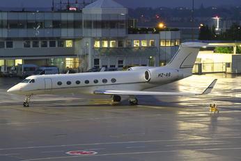 HZ-A6 - Private Gulfstream Aerospace G-V, G-V-SP, G500, G550