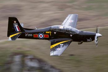 ZF293 - Royal Air Force Short 312 Tucano T.1
