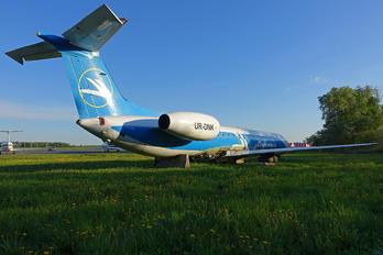 UR-DNK - Dniproavia Embraer ERJ-145