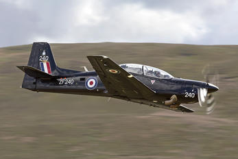 ZF240 - Royal Air Force Short 312 Tucano T.1