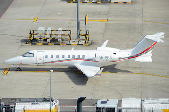 VH-PFS - Pacific Flight Services Learjet 45