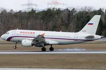 EI-ETN - Rossiya Airbus A319