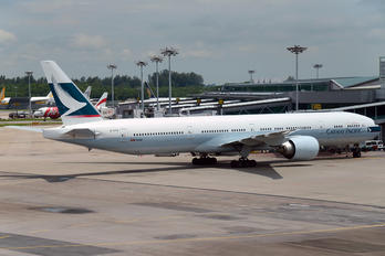 B-KPH - Cathay Pacific Boeing 777-300ER