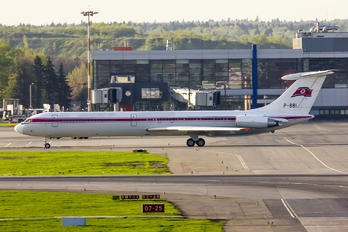 P-881 - Air Koryo Ilyushin Il-62 (all models)