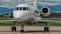 N225FJ - Private Dassault Falcon 2000 DX, EX aircraft