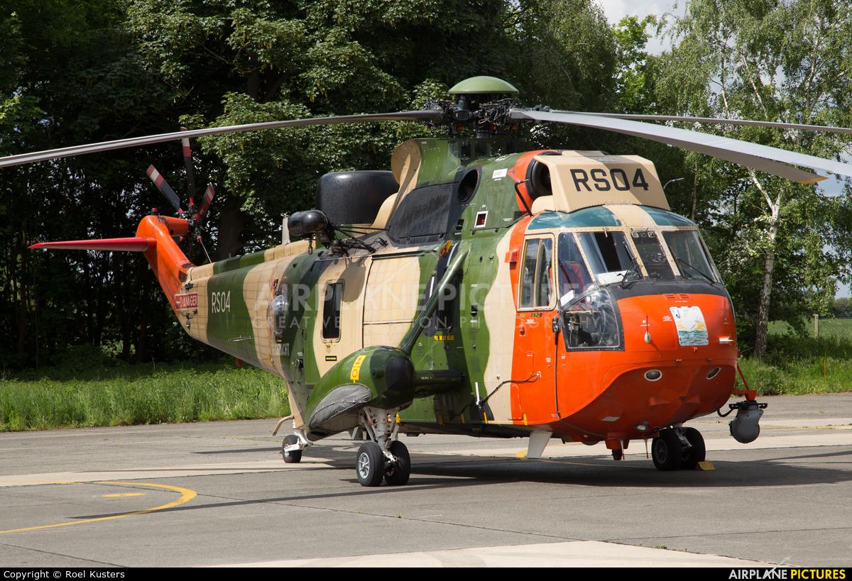 Belgium - Air Force RS04 aircraft at Beauvechain