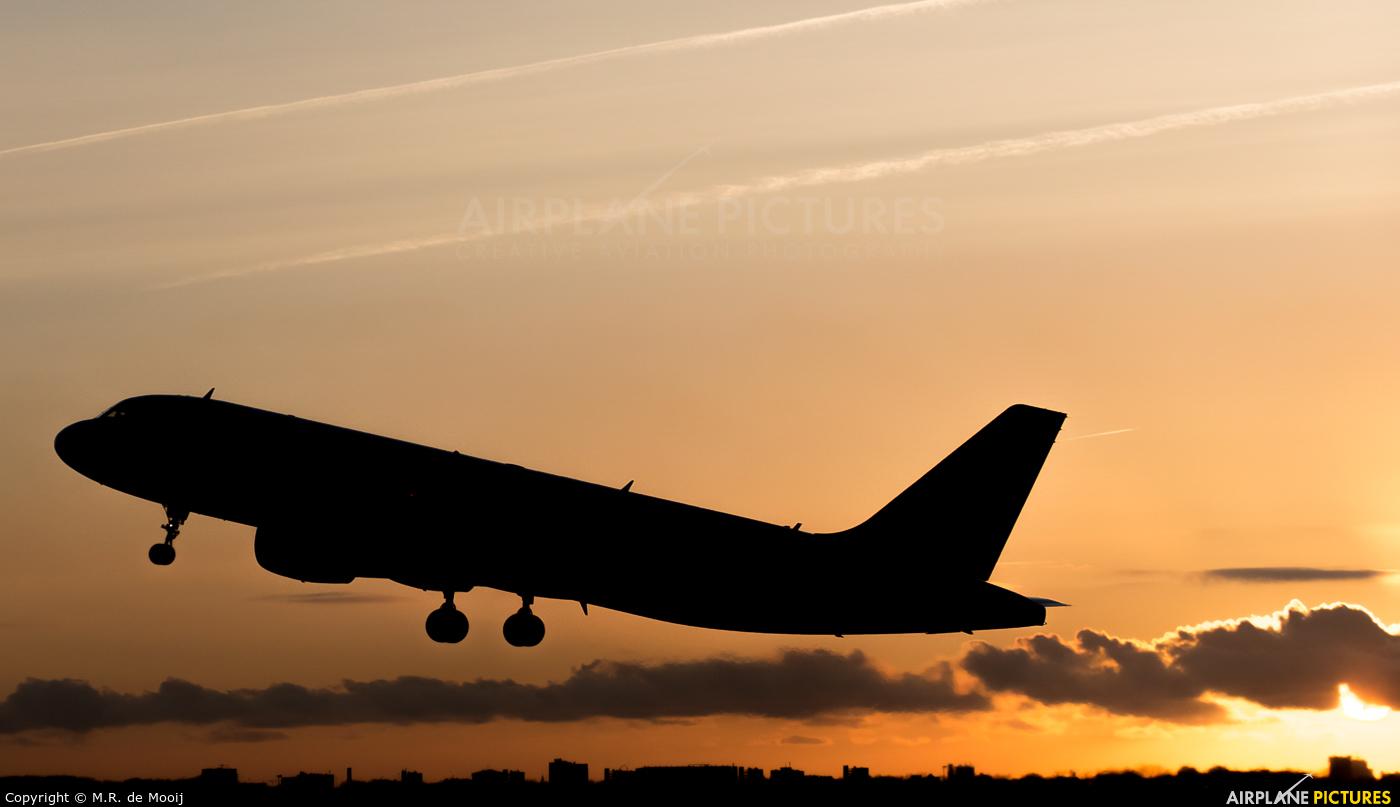 easyJet G-EZUF aircraft at Amsterdam - Schiphol
