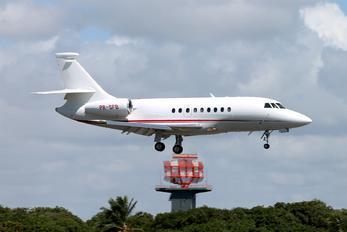 PR-SFB - Private Dassault Falcon 2000 DX, EX