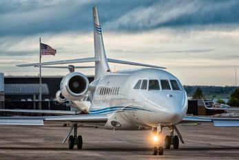 N880PC - Private Dassault Falcon 2000 DX, EX